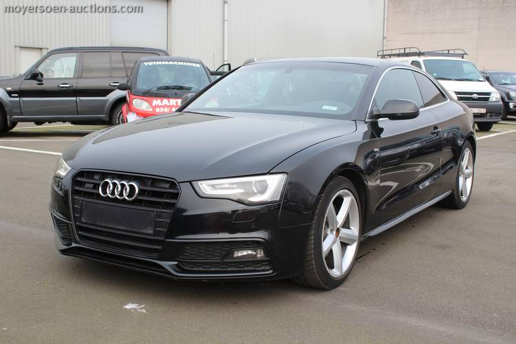 Audi A5 27 Tdi Quattro S Line Category C