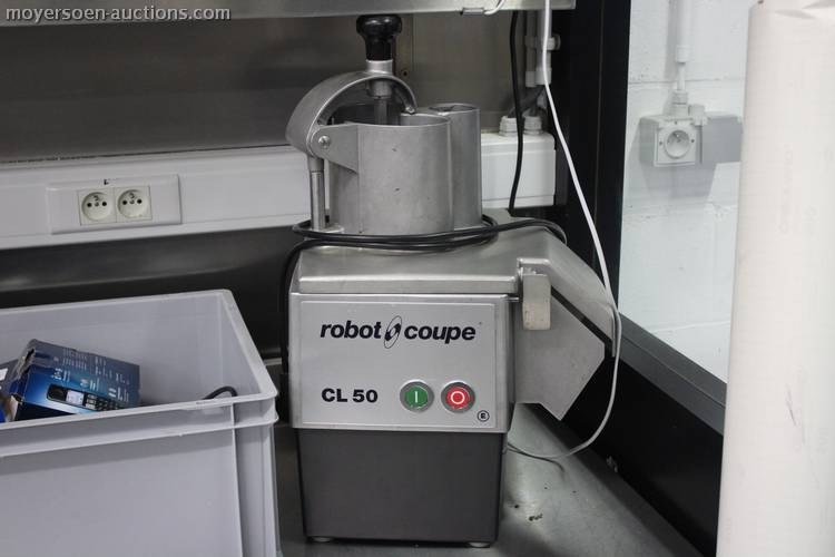 1 Vegetables Cutter Robot Coupe Cl50 Location