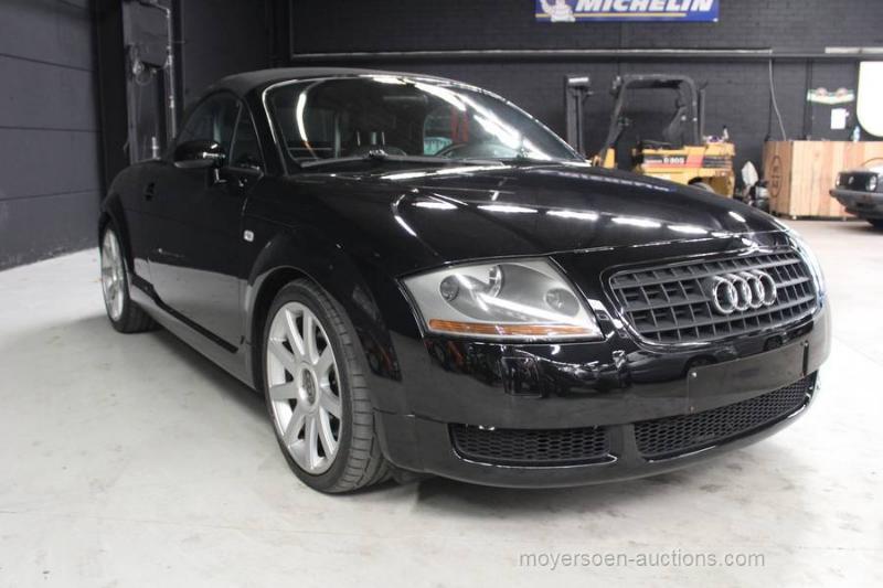 2006 AUDI TT Cabrio S-Line First registratio