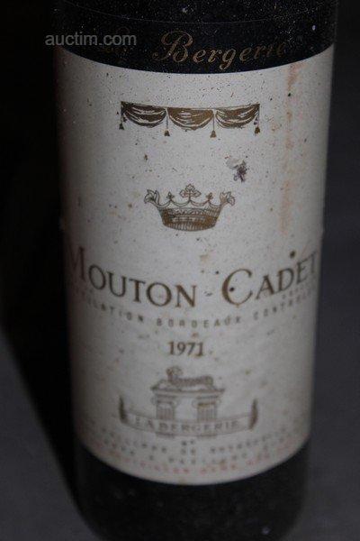 9 bottiglie di vino rosso CHATEAU LA BERGERIE B...