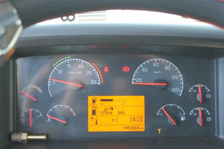 Truck Tracktor VOLVO FMFH 42 7 1E4 Fuel: Di