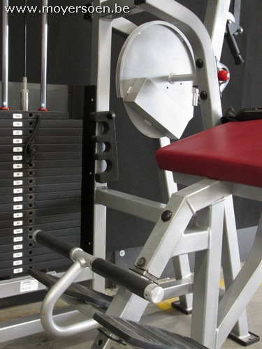 LIFE FITNESS ST20 BACK EXTENSION, fitness train