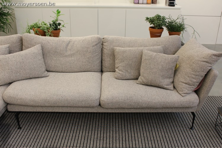 1 Sofa 3 Places Vitra Suita Open Lounche Chai