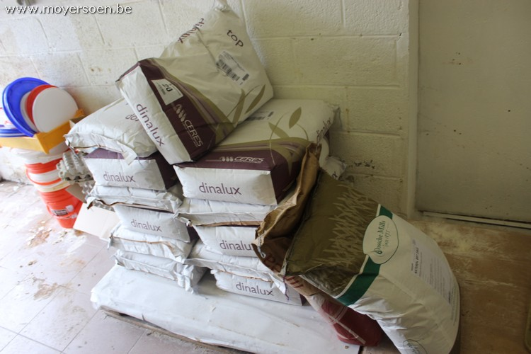17 Several Bags Of Flour Including Dinalux An