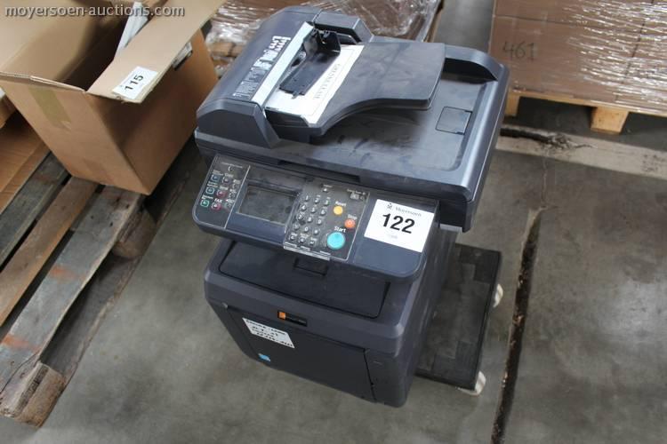 1 multifunction printer TRIUMPH-ADLER 261 Ci, e