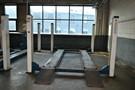 Online veiling Showroom & Garage Uitrusting